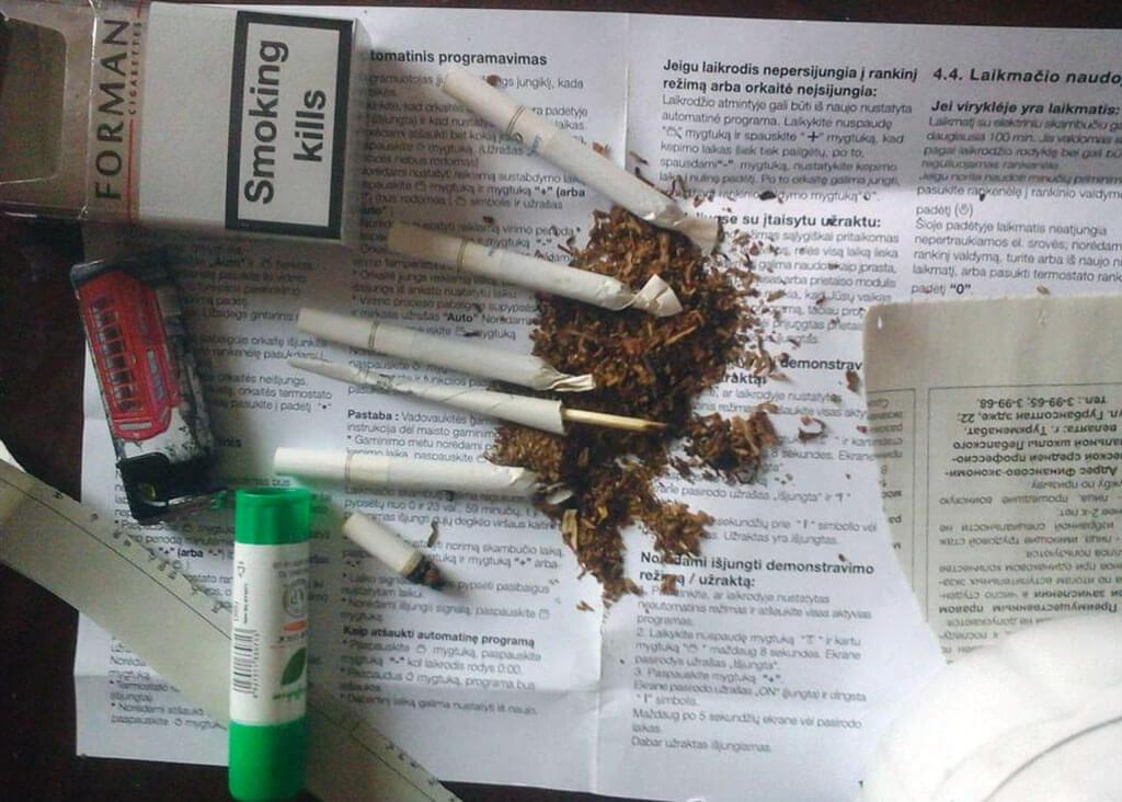 Сигареты просроченные купить продажа табачных изделий несовершеннолетним коап